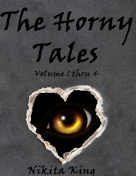 The Horny Tales Collection: Volume 1 thru 4