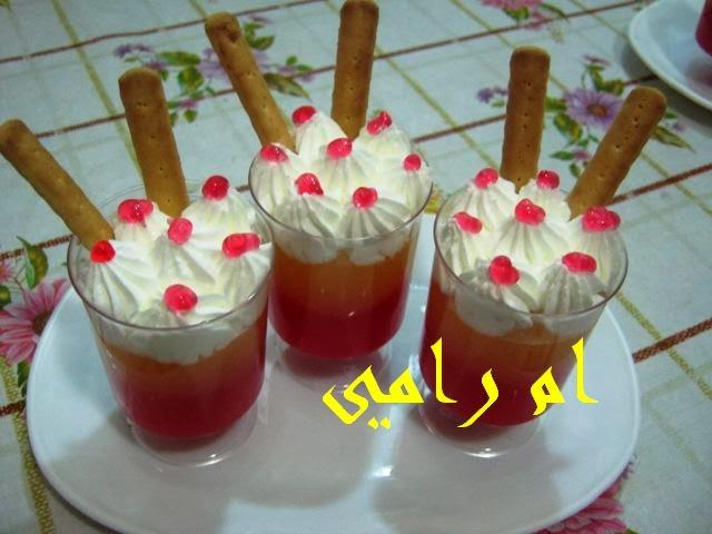 تحلية بعصير البرتقال والفانتا  IMG_5185