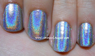 Urban Outfitters Silver Holo