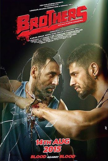 Brothers (2015) Hindi Full Movie