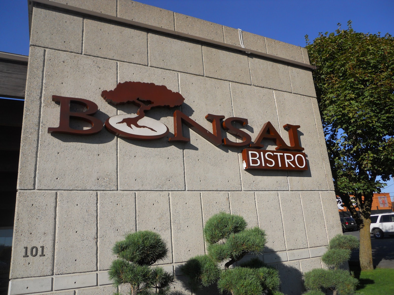 Tasty Trek Bonsai Asian Bistro Coeur D39Alene ID