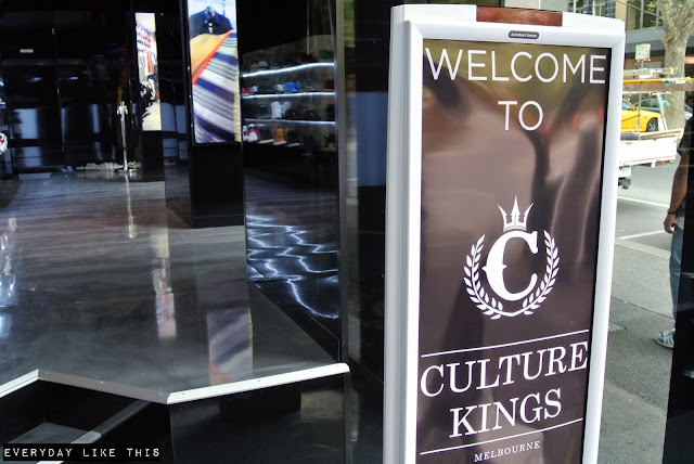 Culture Kings Melbourne