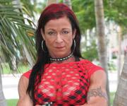 View the Profile of Female Bodybuilder Mistress Victoria