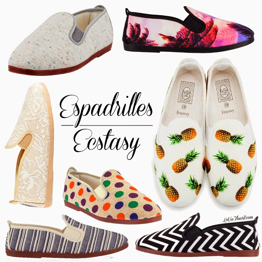 Flossy, Shoes, Schoenen, Espadrilles, Zomer, Shoe Freak, Fashionblogger, Fashion, Blog, LaVieFleurit.com