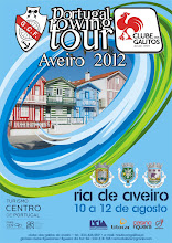 PORTUGAL ROWING TOUR - AVEIRO 2012