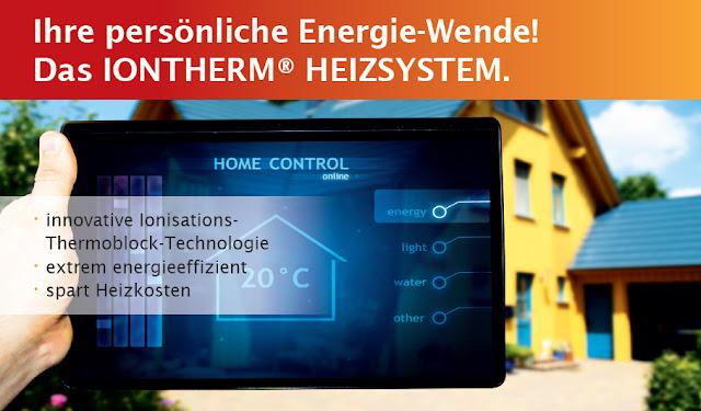Spart Heizkosten Und Ist Extrem Energieeffizient: Ionisations Thermoblock  Technologie