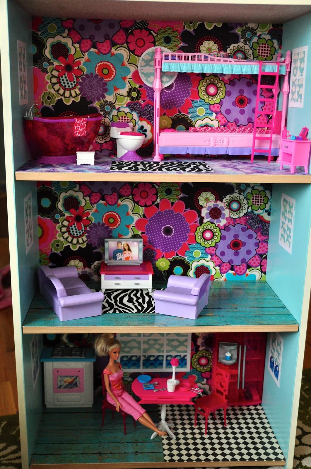 Кукольный домик своими руками - 66 фото создания 2