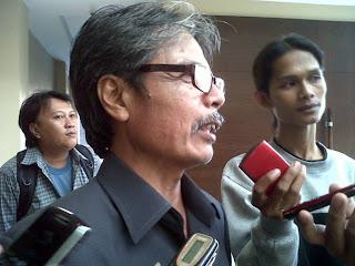 Rapat Rekapitulasi Perhitungan Suara KPU Kota Cirebon