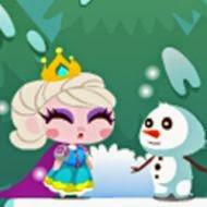 2 Kişilik Karlar Prensesi