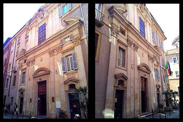Kościół SS. Sudario w Rzymie
