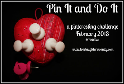 Pin it and Do it is Back!! February Link Up