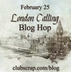 London Calling Blog Hop