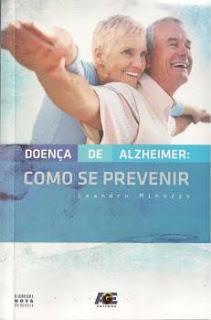 Livro como prevenir o Alzheimer