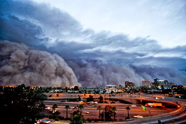 Scary Sandstorm