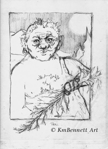 Troll sketch 01