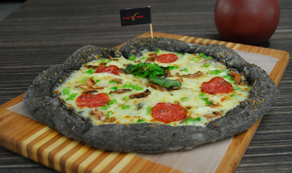 Foodie from the Metro - Bistro Group Taste The Love Black Pizza Village Tavern
