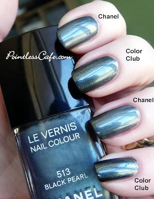 Chanel Black Pearl