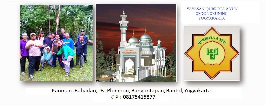Yayasan Qurrota A'yun  Gedongkuning Yogyakarta