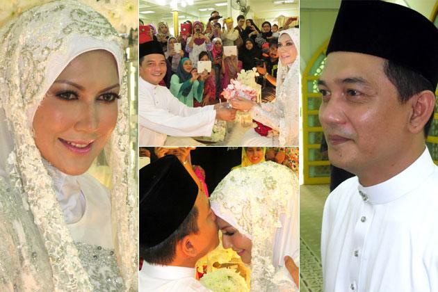Zakiah Anas Selamat Bernikah Dengan Kawan Universiti