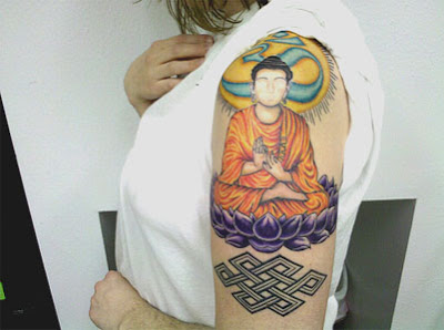 buddha tattoo designs