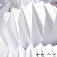 Origami balls, czyli o tym jak papier męczyłam