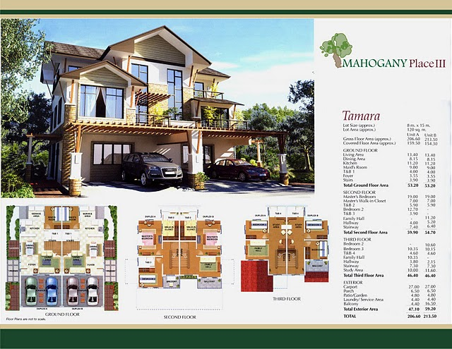 Dream house in the philippines dmci best modern house plans designs 2014 - Dream homes house plans plan ...