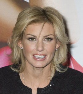 Styles of Faith Hill allows older women to a fresh, playful, more mature, ...