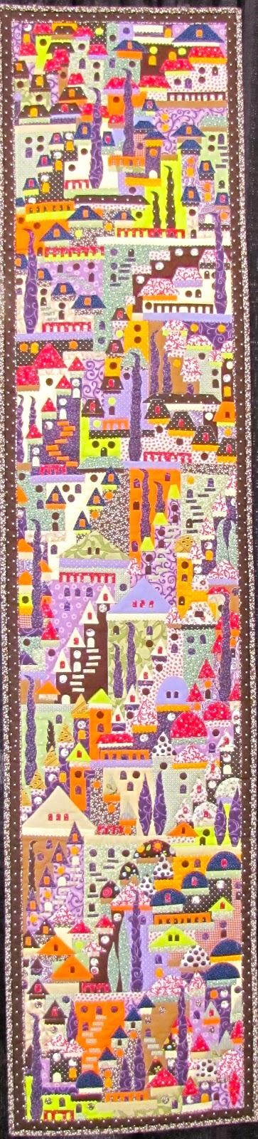 Canton Village Quilt Works | The Quilt Parade : village quilt - Adamdwight.com