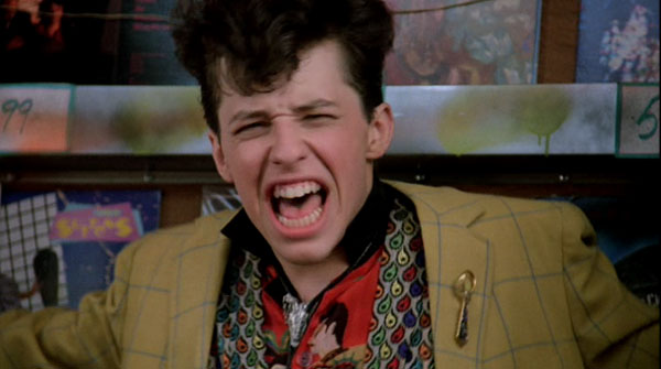 Jon Cryer in Pretty in Pink