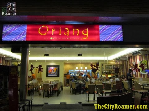 best filipino restaurant to take your foreigner friends recommendations manila oriang