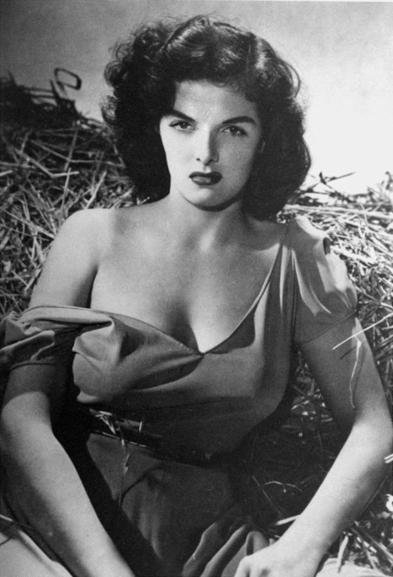 The last tradition rule 5 sunday jane russell leading sex symbol
