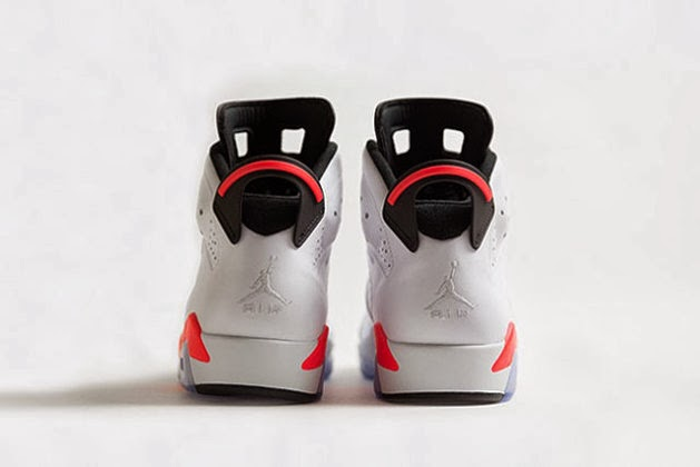"Air Jordan 6 Retro ""Infrared"""