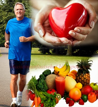10 tips menjaga kesehatan jantung
