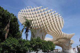Η μεγαλύτερη ξύλινη κατασκευή του κόσμου