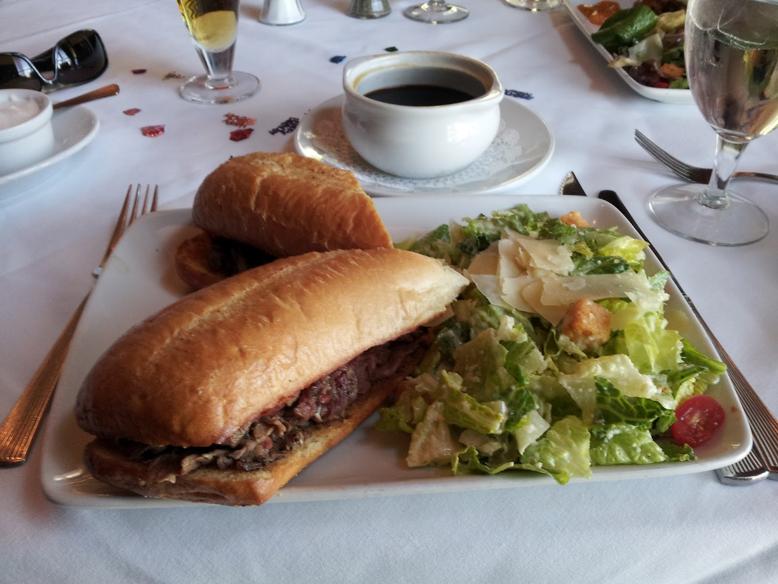 French Dip Reviews: 5 of 5 DeliciScore™ (From Heaven) Awarded to ...