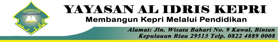 Yayasan Al Idris Kepri