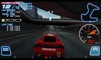 Ridge Racer Accelerated v1.1.0 Apk