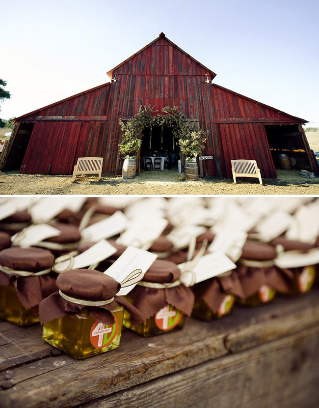 Autumn Barn Wedding