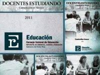 DOCENTES ESTUDIANDO 2011