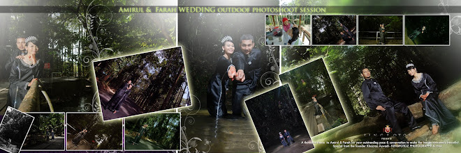 Amirul&Farah Wedding Day