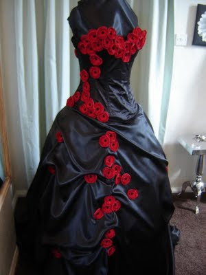 Gothic prom dresses 2012 | Gothic prom dresses | LATEST FASHION STYLES