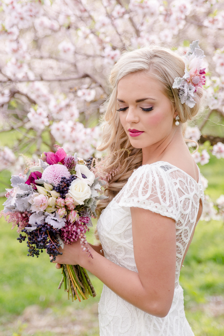 Perle Jewellery And Makeup Whimsical Wedding Inspiration