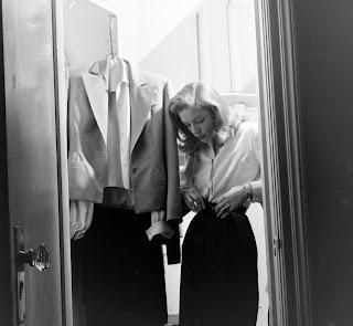 Lauren Bacall Black&White