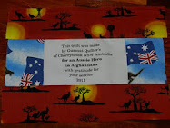 Aussie Hero Quilts.