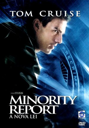 Minority Report: A Nova Lei Torrent - BluRay 1080p Dublado