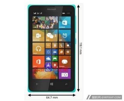 Inilah wujud dan spesifikasi Microsoft Lumia 435