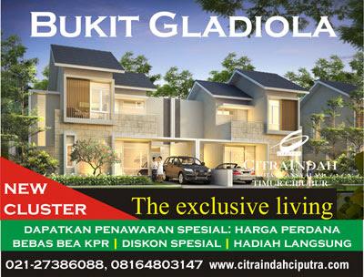 bukit gladiola