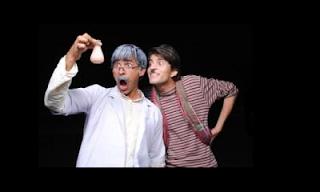 Ulti Khopdi play at Amphi Theatre