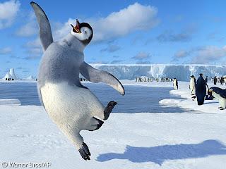 Penguin update - een slipperig parcours