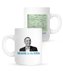 obama's missing thesis